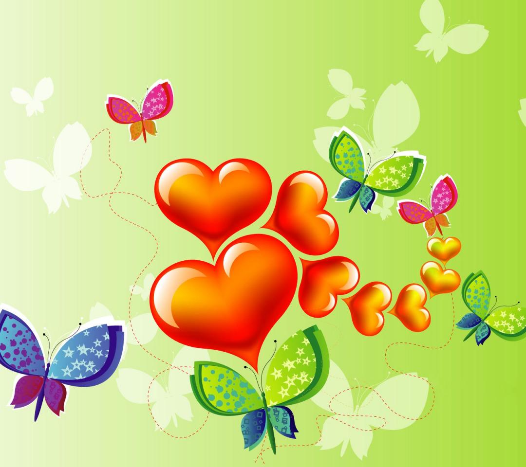 Открытки удачного дня с бабочками