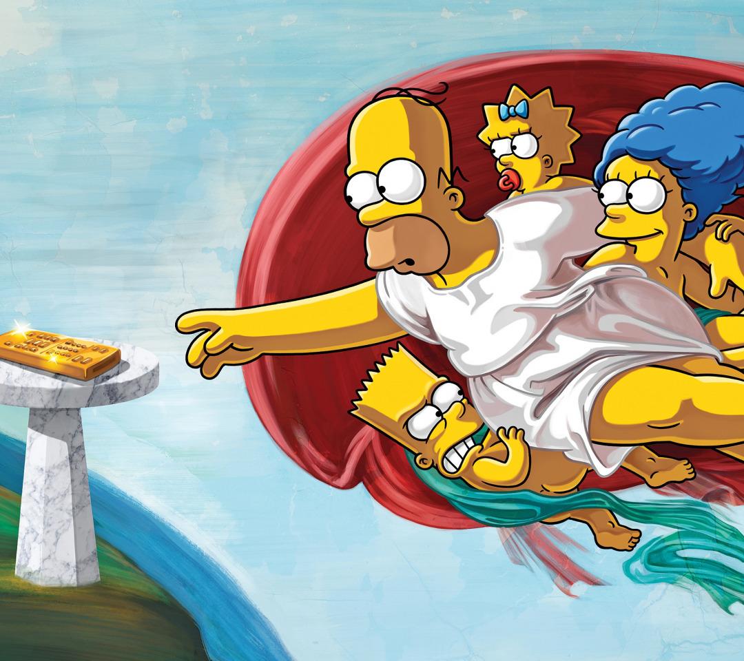 Смешные картинки из мультиков симпсоны