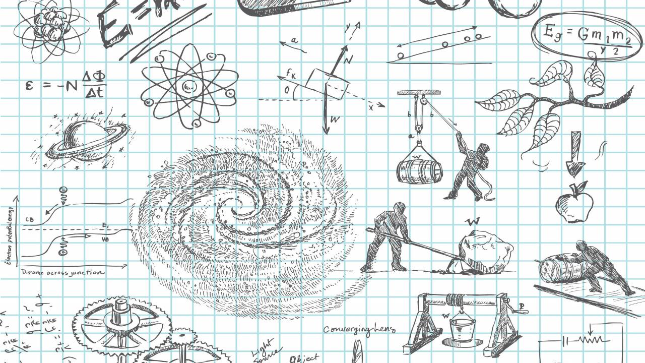 натали физика в картинках обучающие рисунки по физике всегда палец