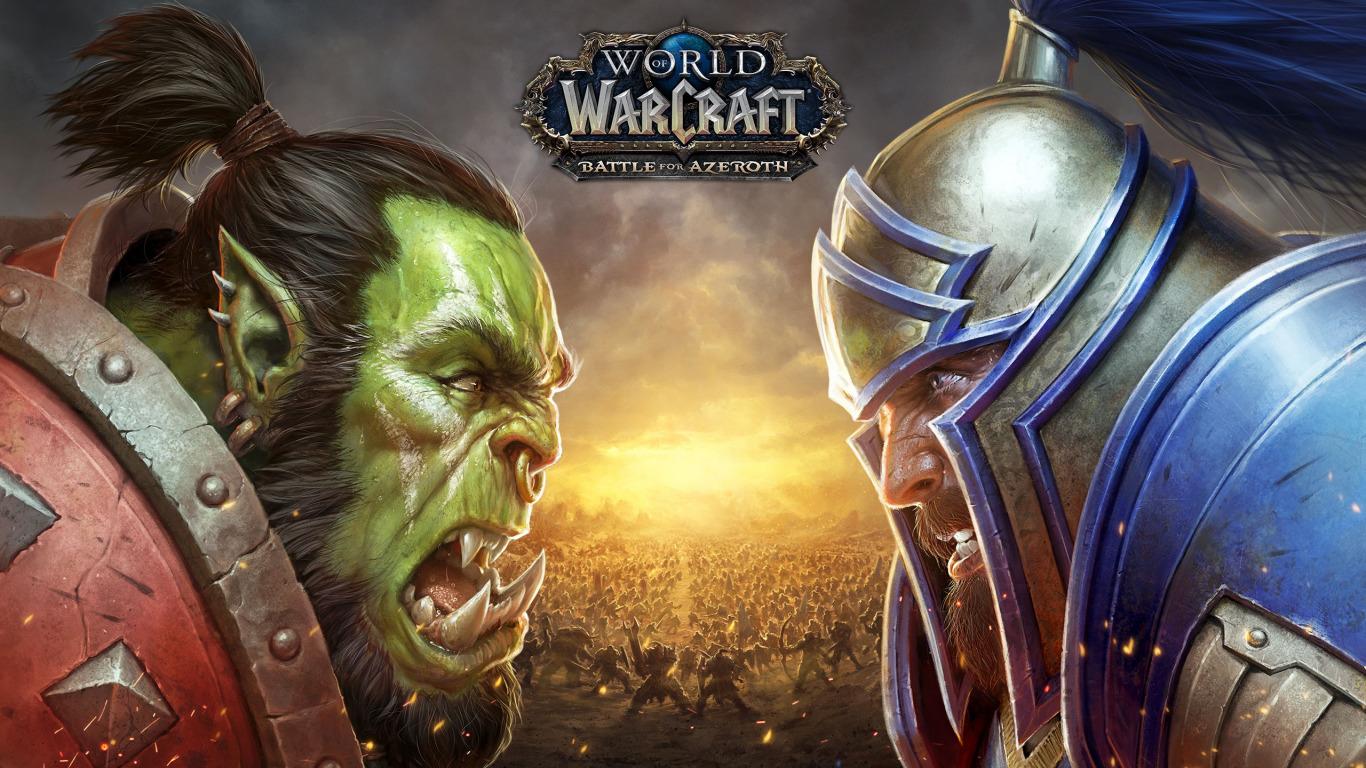 Humans Warcraft anime photos