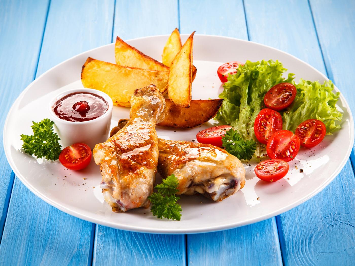 блюда из курицы картинки для меню