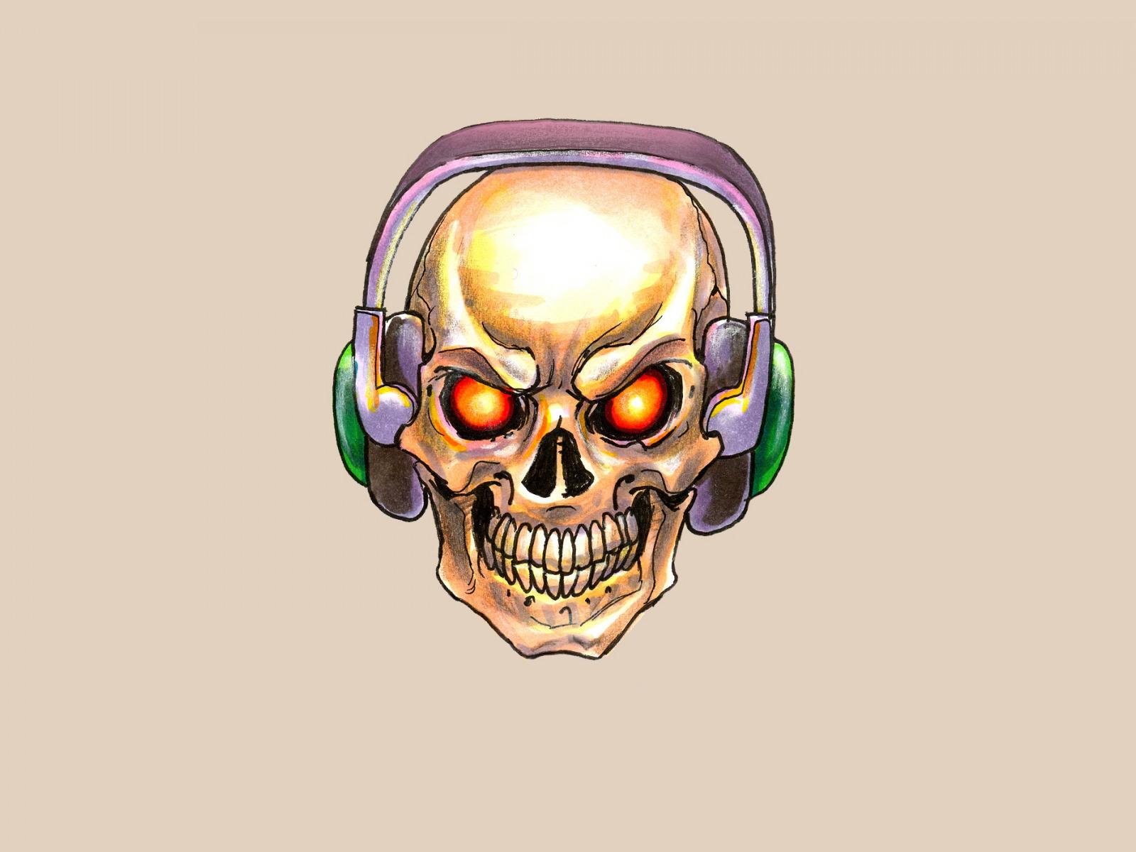 картинку череп прикольные черепа мудрость