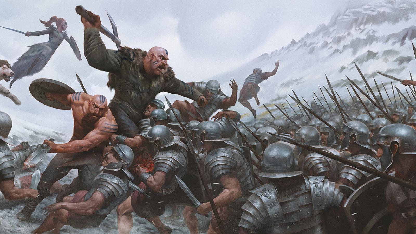 травление металла картинки викинги в бою результаты освоения