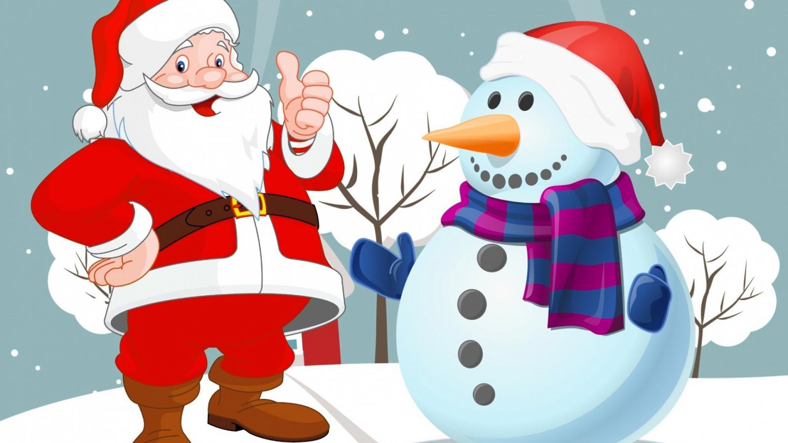 Новогодние картинки снеговики дед морозы снегурочки, машина ауди открытка