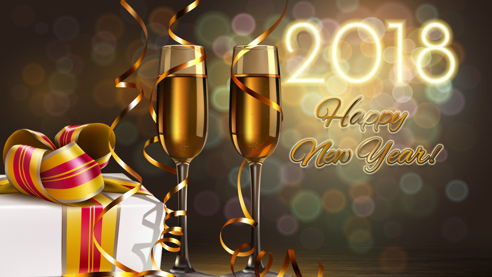 Прикольные поздравления с новым годом 2018 мужчине