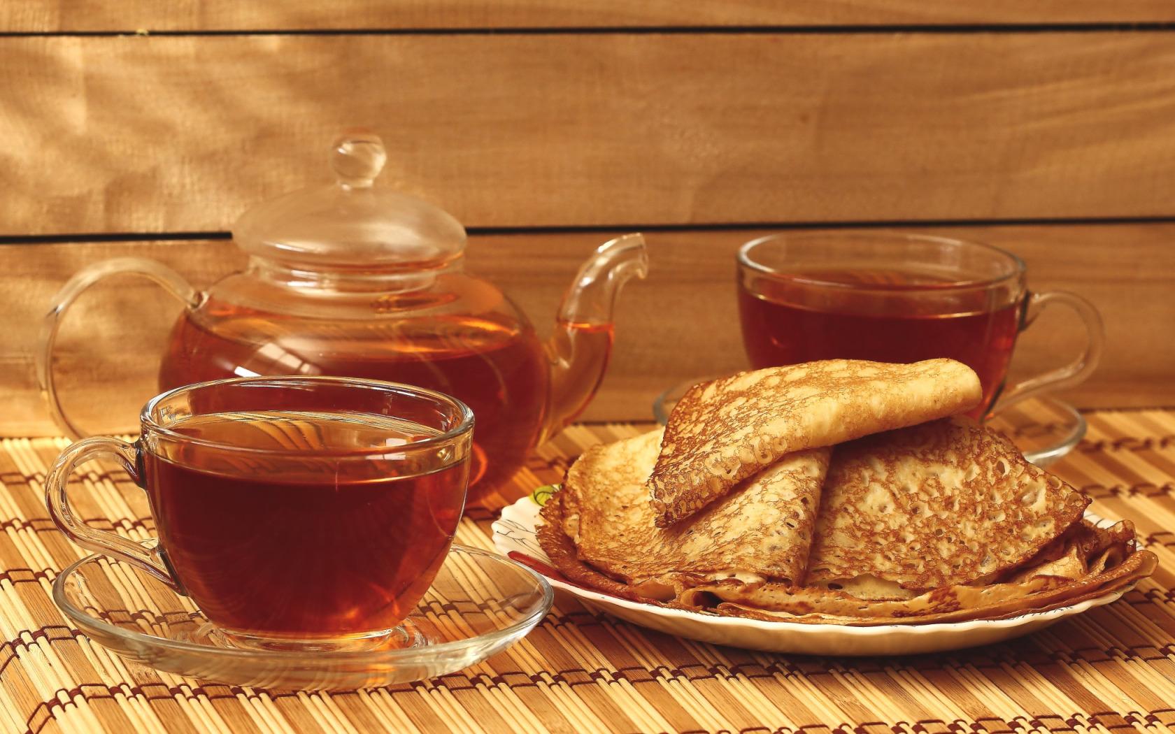 Открытки с чаем и медом, открытки
