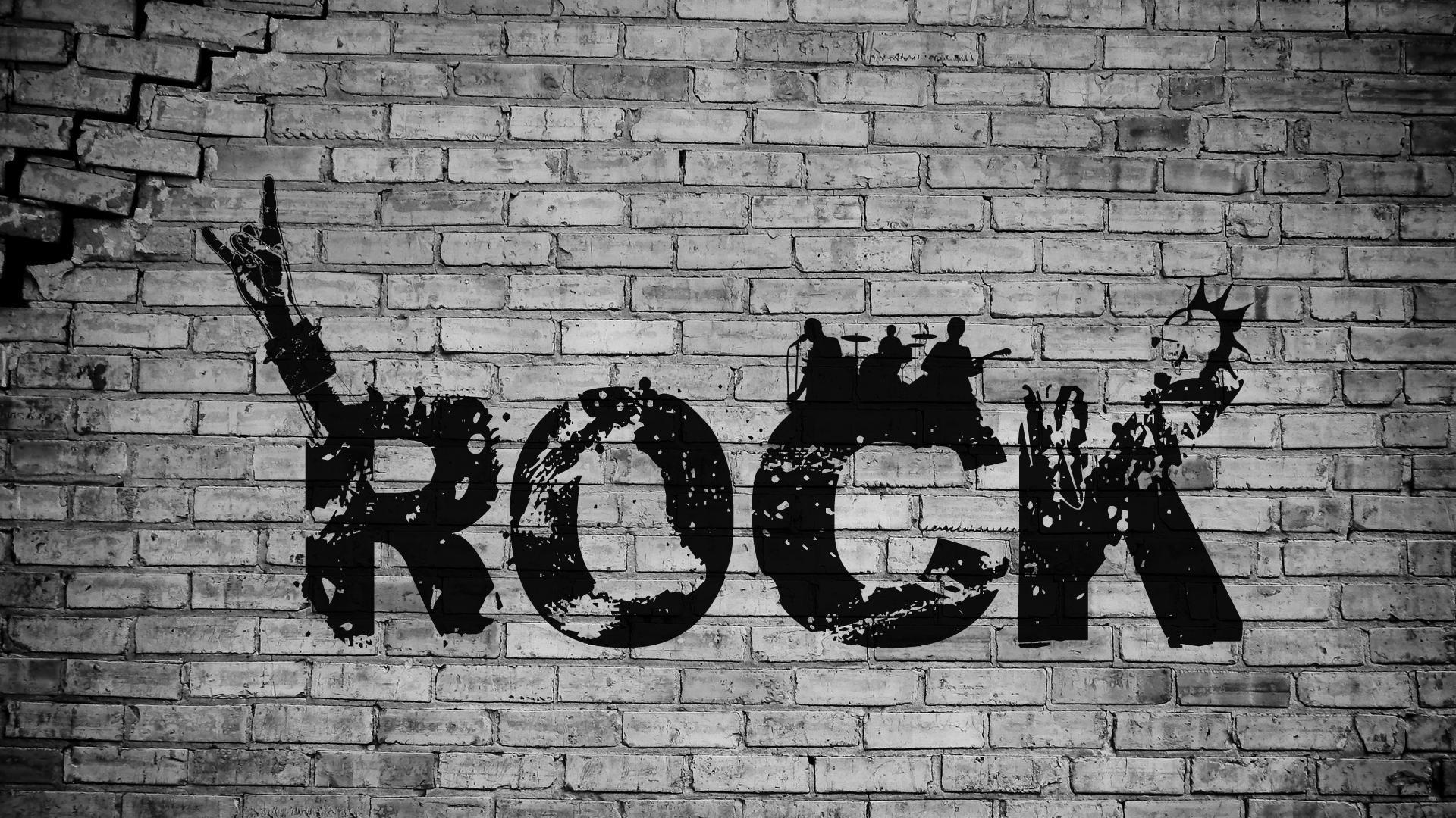 Надписи рок в картинках