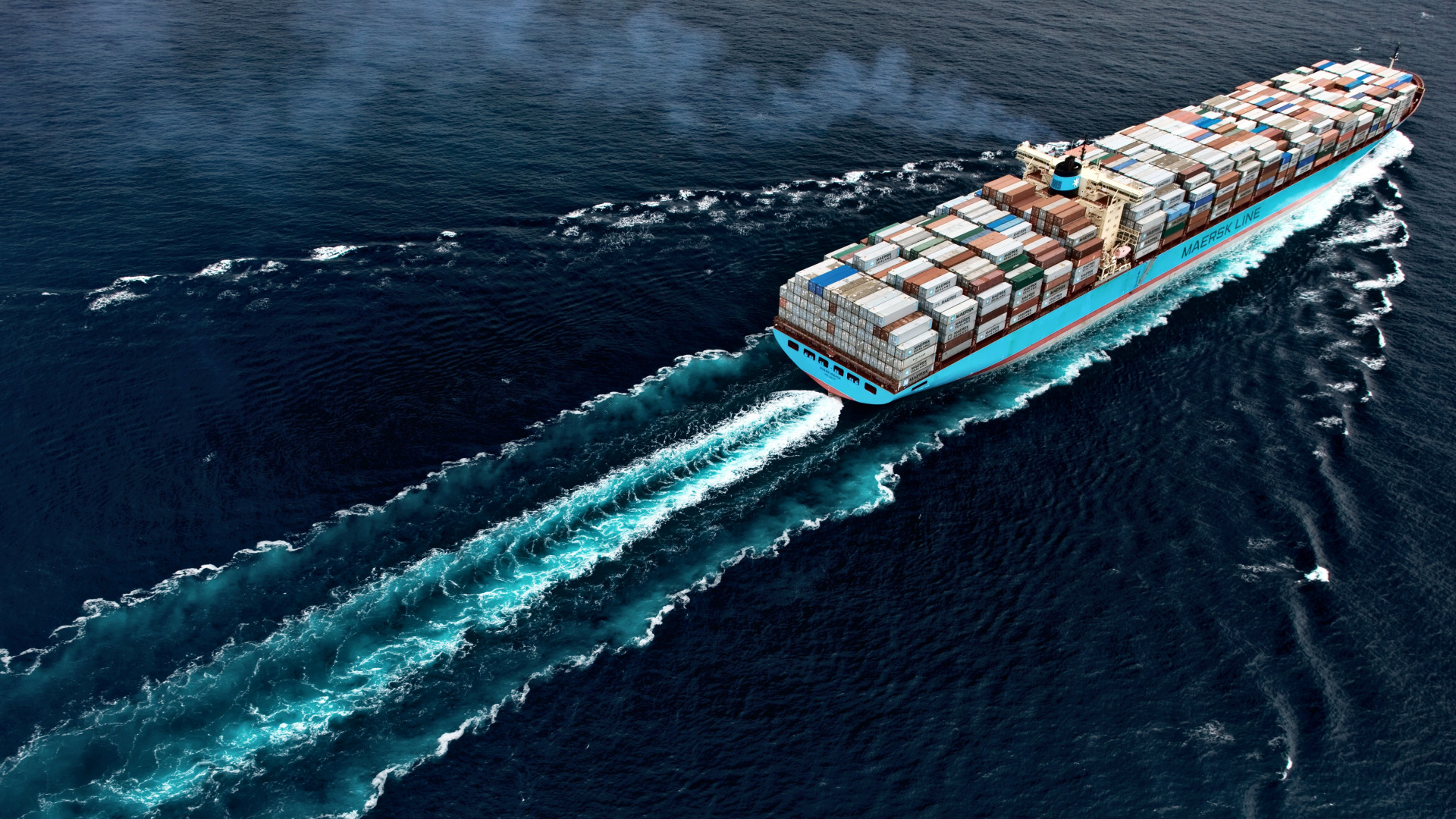 analysis of porter maersk
