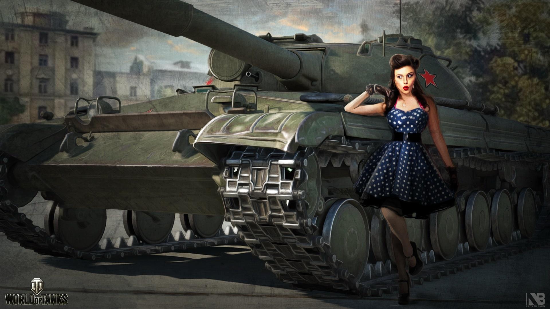 risunok-devushka-tankist