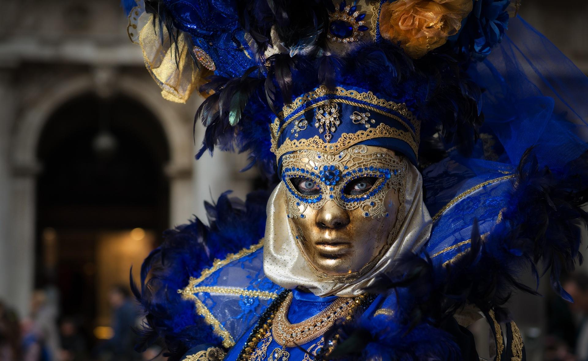Обои для рабочего стола венеция карнавал