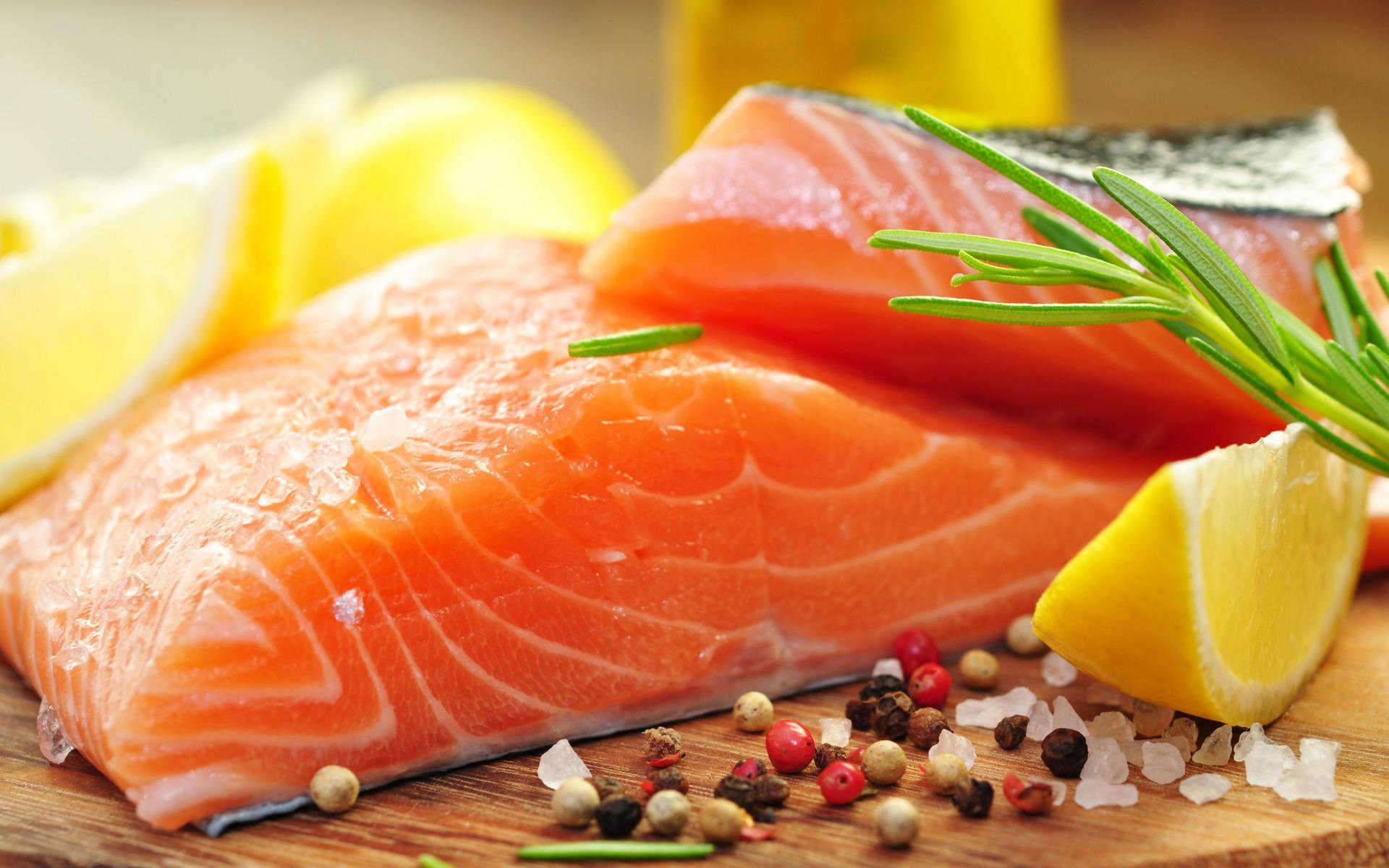 Красная рыба деликатесы картинки
