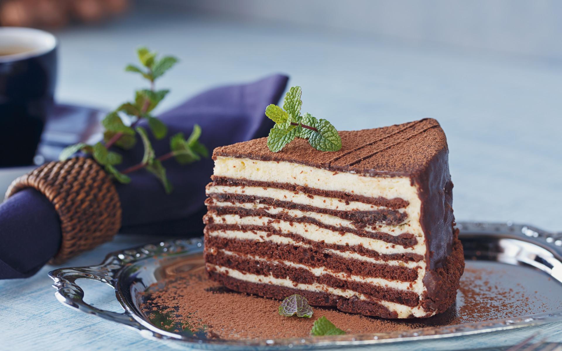 Бисквит с шоколадными кусочками