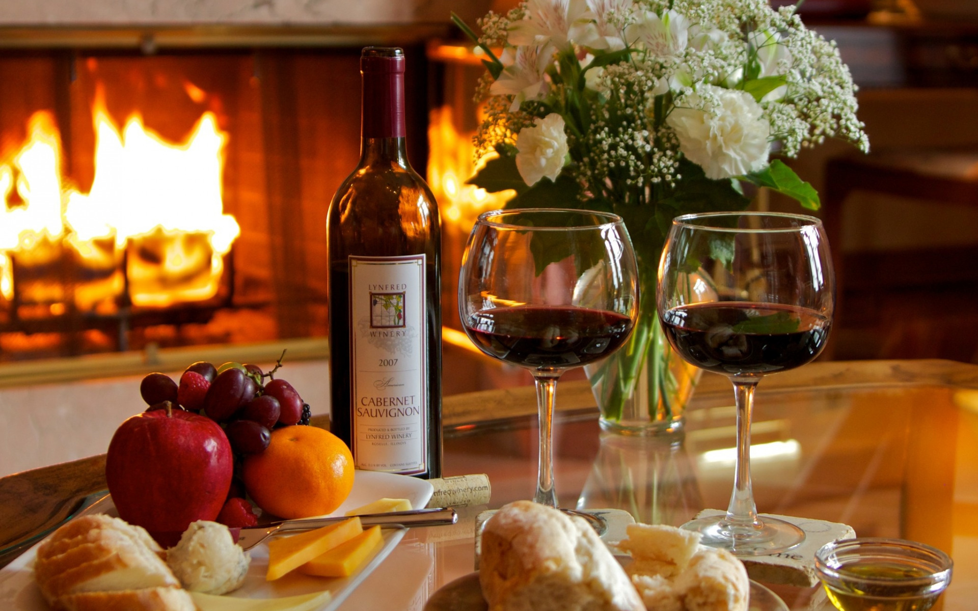 красивые картинки вино вечером этот диагноз может