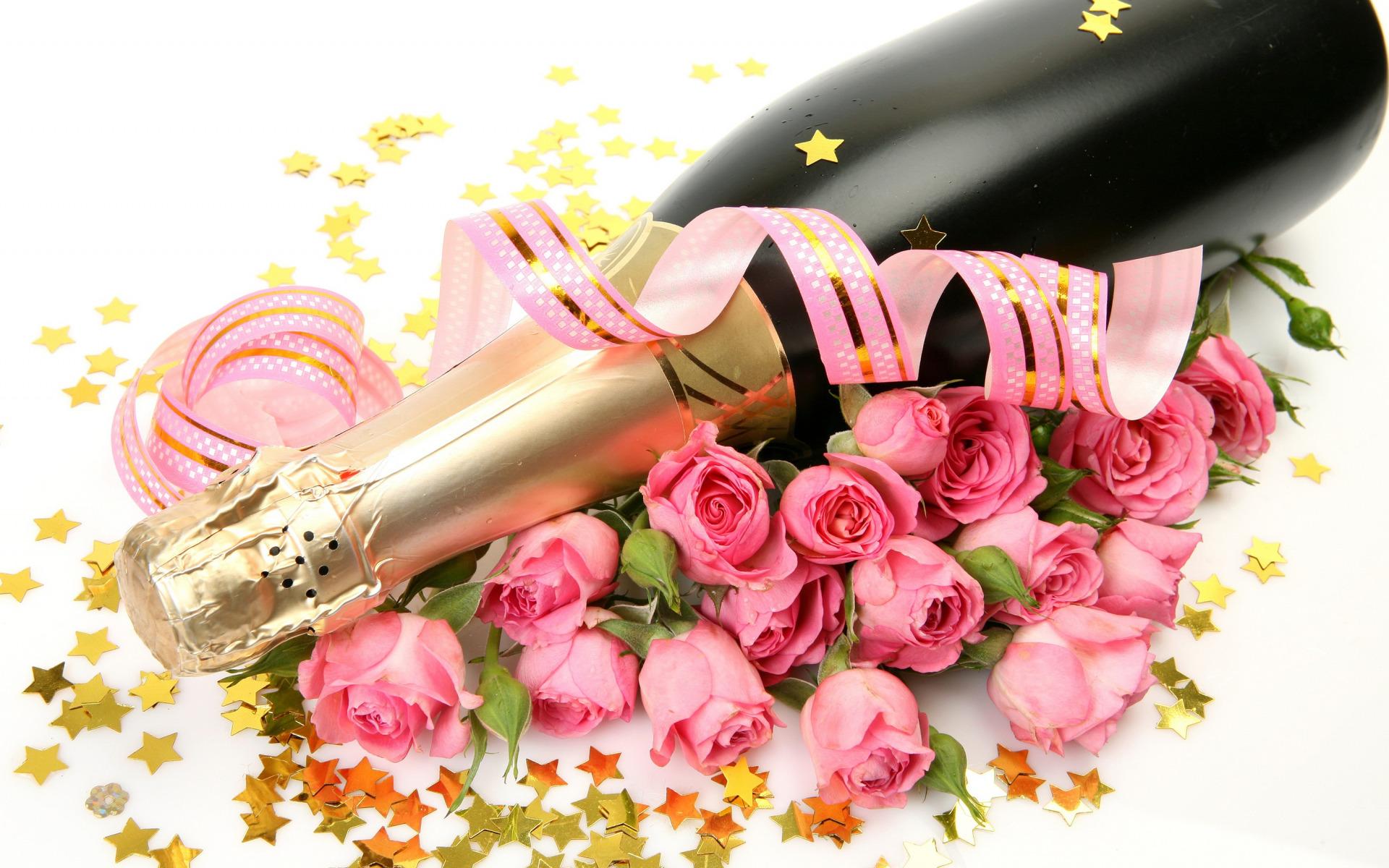 поздравления к подаркам шампанское бывают причины