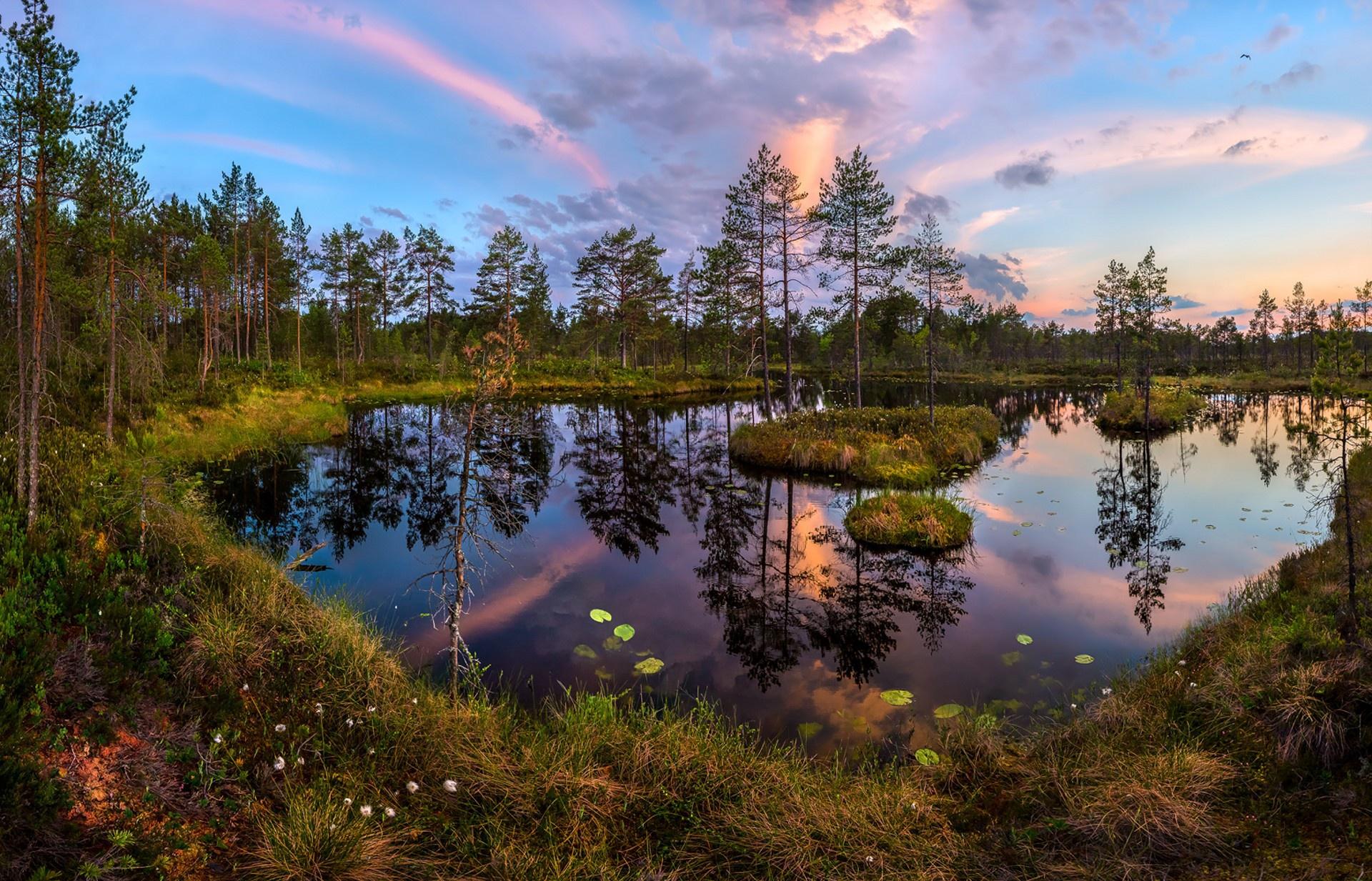 помещение маленькое, завораживающие российские пейзажи фото великий