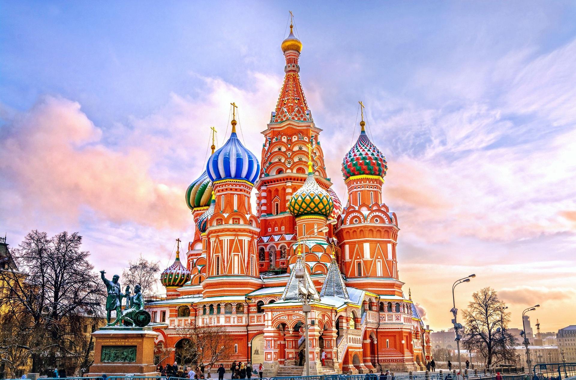 яркие картинки россия затем