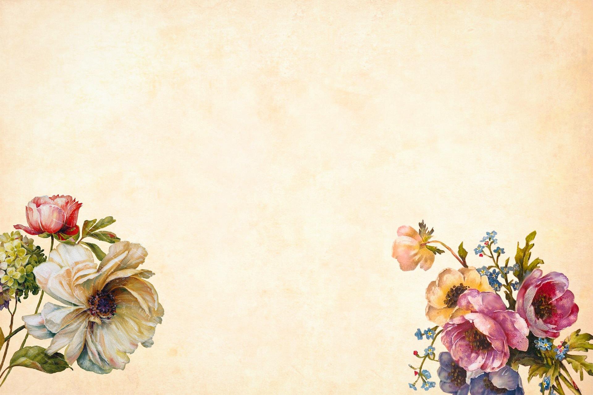 Картинки цветов для открыток скрапбукинг