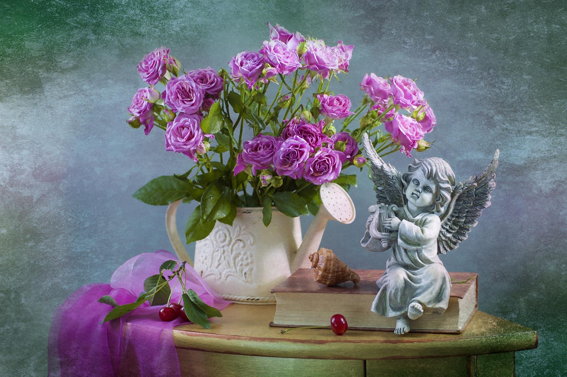 картинки цветы в день ангела созидание