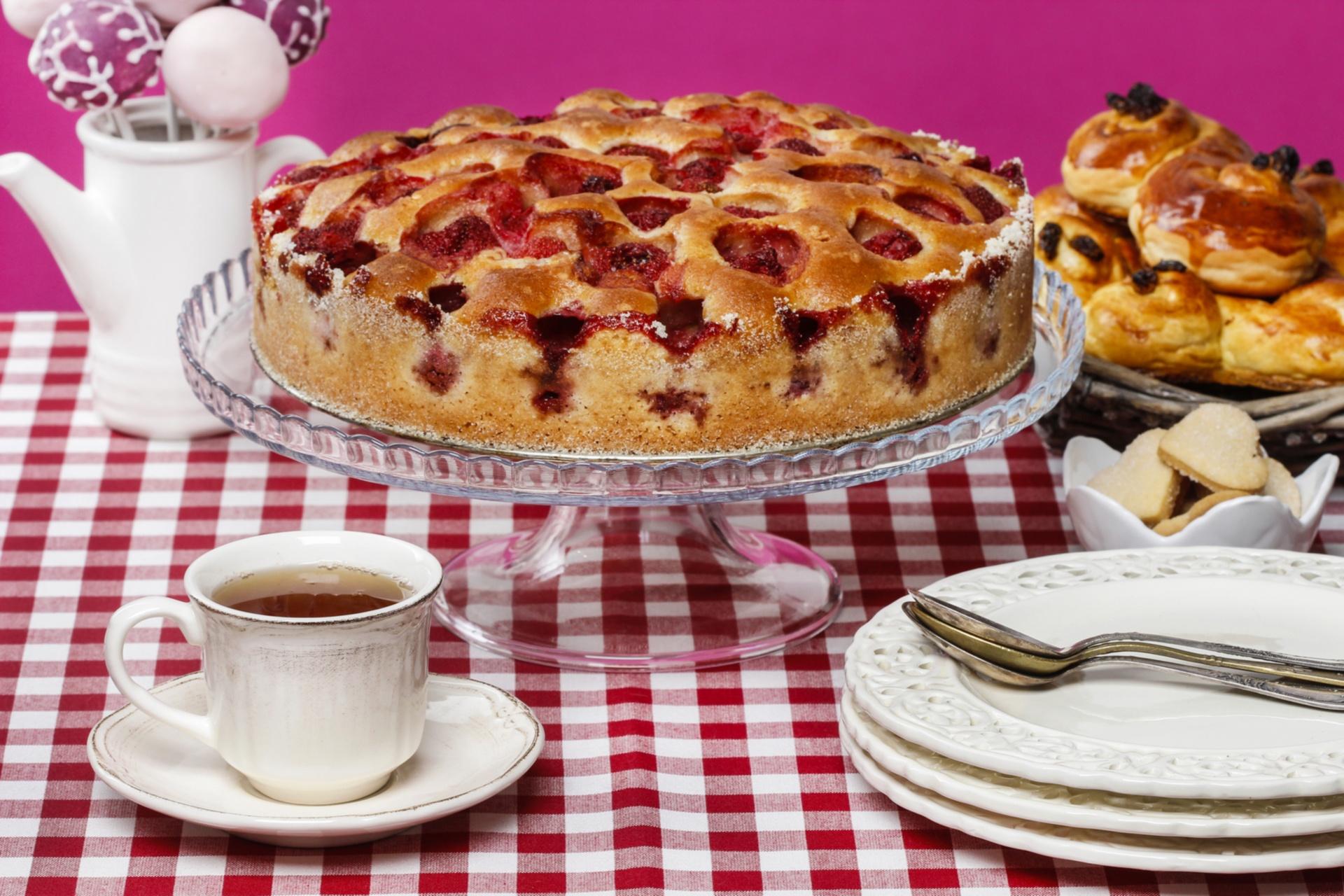 большинства жителей картинки пирожки с чаем могут