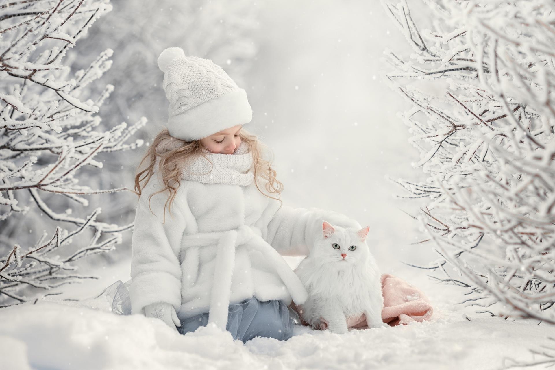 Дети как ангелы видят людей