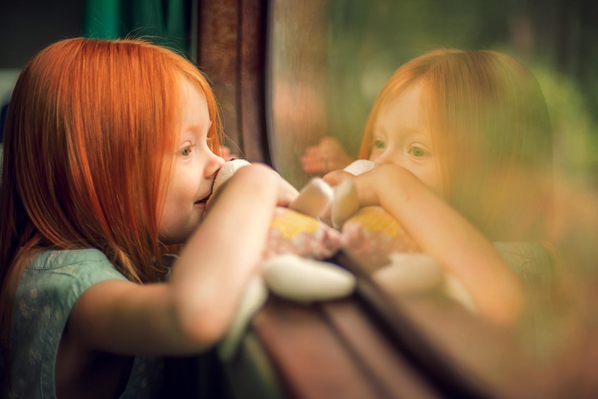 Картинка отражение для детей