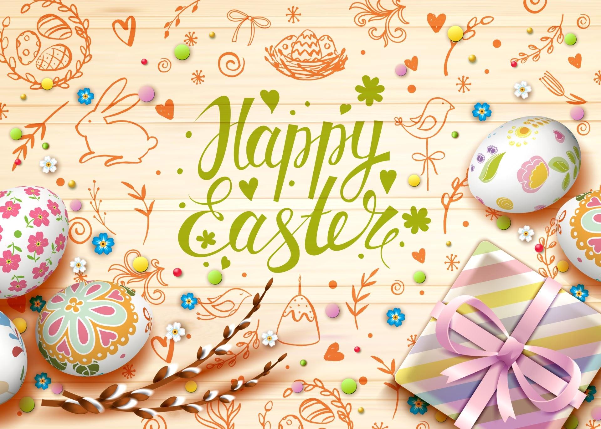 Картинки на английском с праздником пасхи