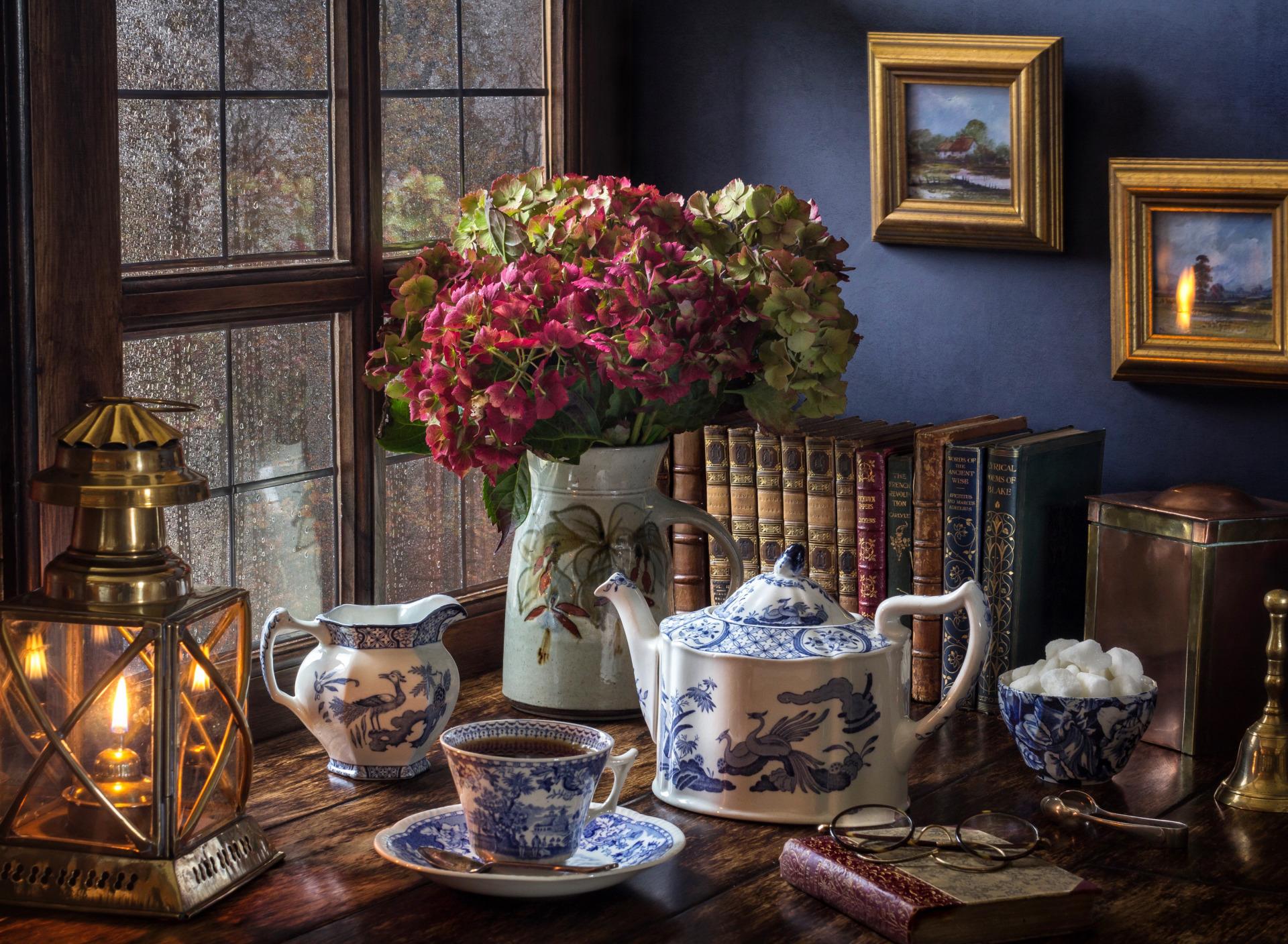 красивые фото чайных натюрмортов моделей модных