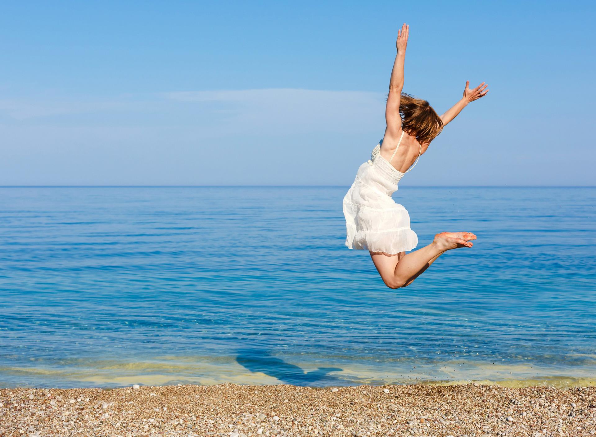 Картинки прыжок радости