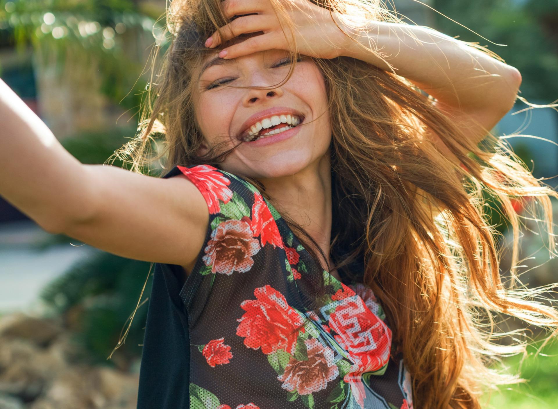 улыбка счастье радость картинки времени