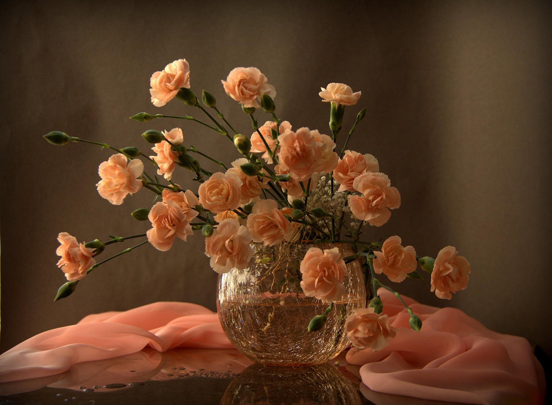 открытки доброго вечера вам хорошего настроения красивые цветы последние годы