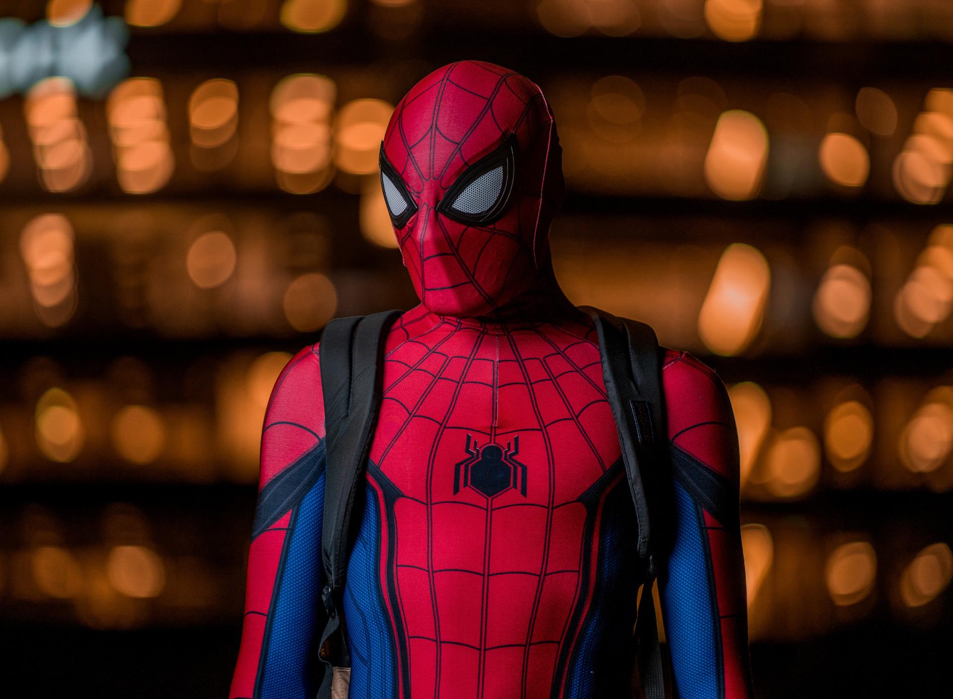 Про человека паука картинки