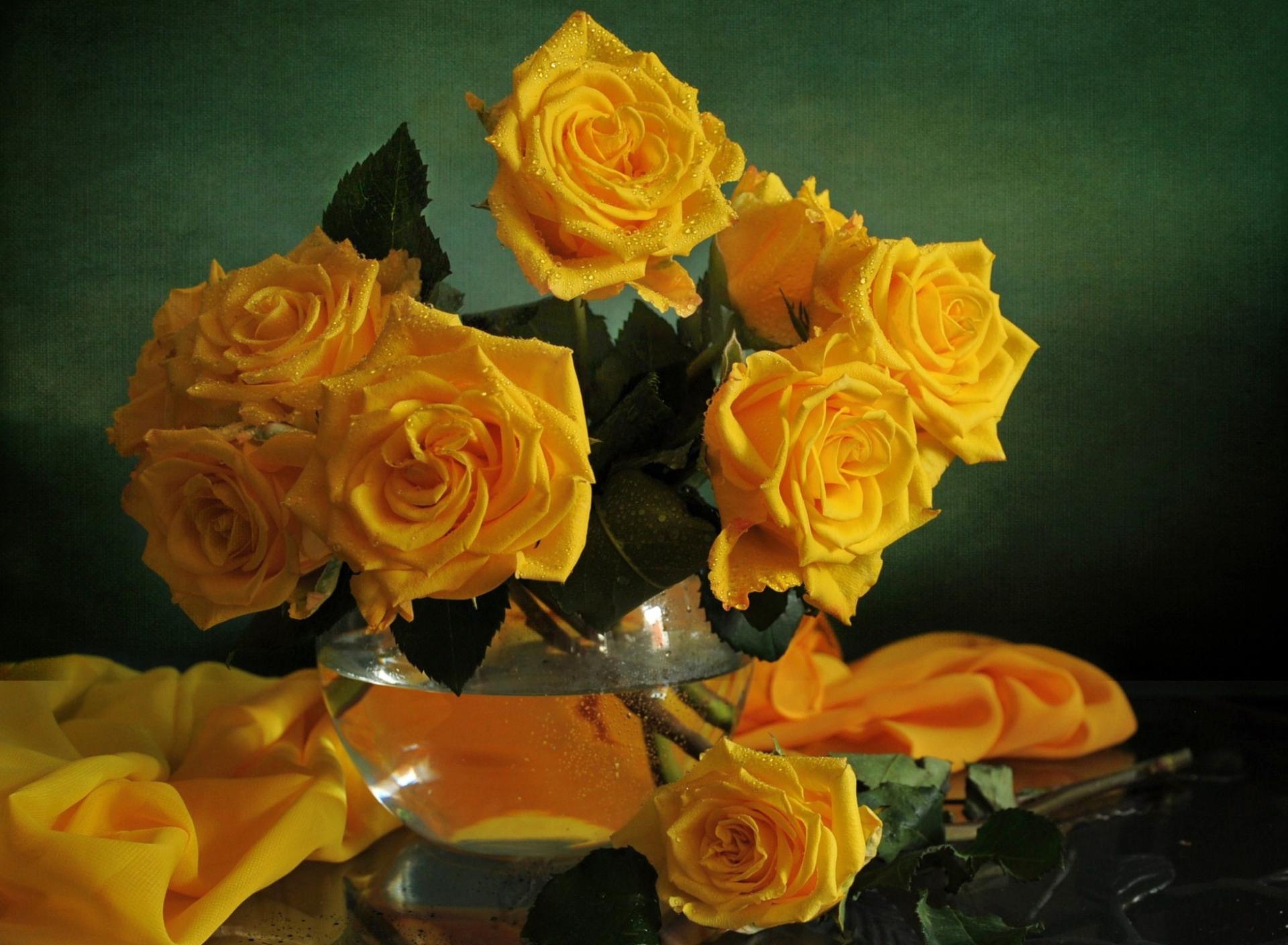 букет желтых роз фото анимационные возможно права