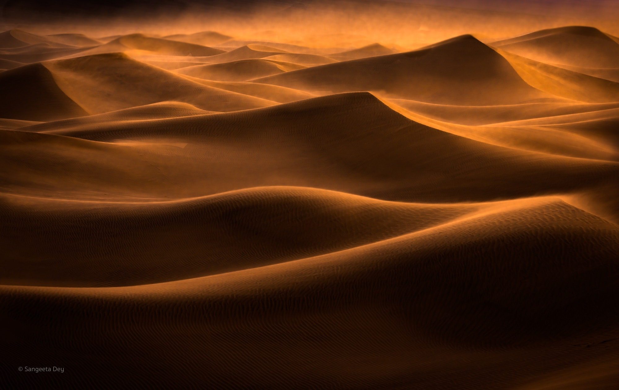 барханы пустыня дюны  № 1291907 бесплатно