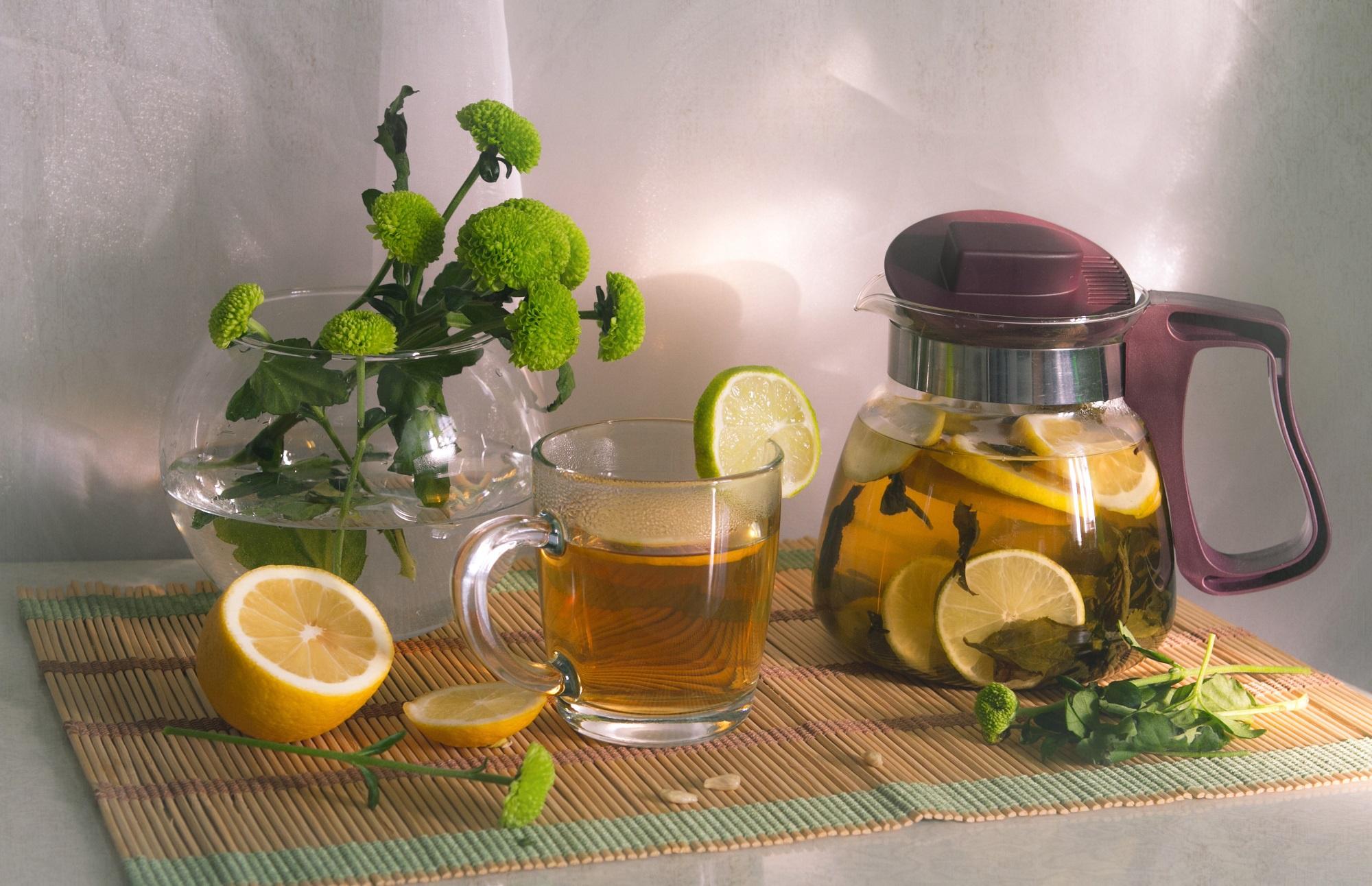 пускаюсь чай с лимоном очень красивые фото вилюйских котлах