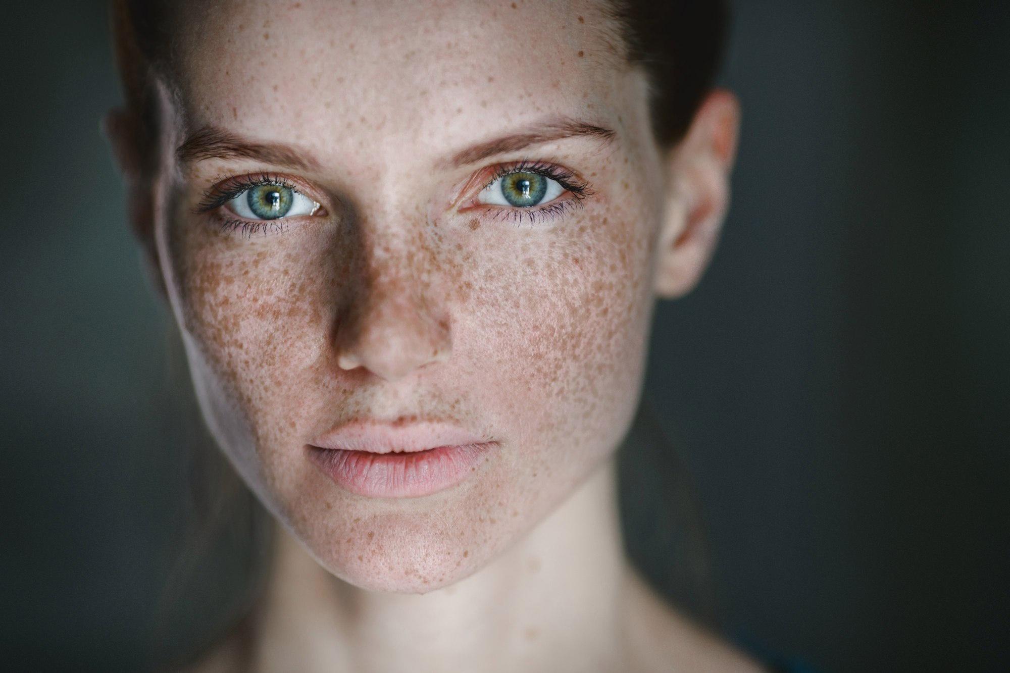 дифференциальной фото обработать женский портрет самое чувство, которого