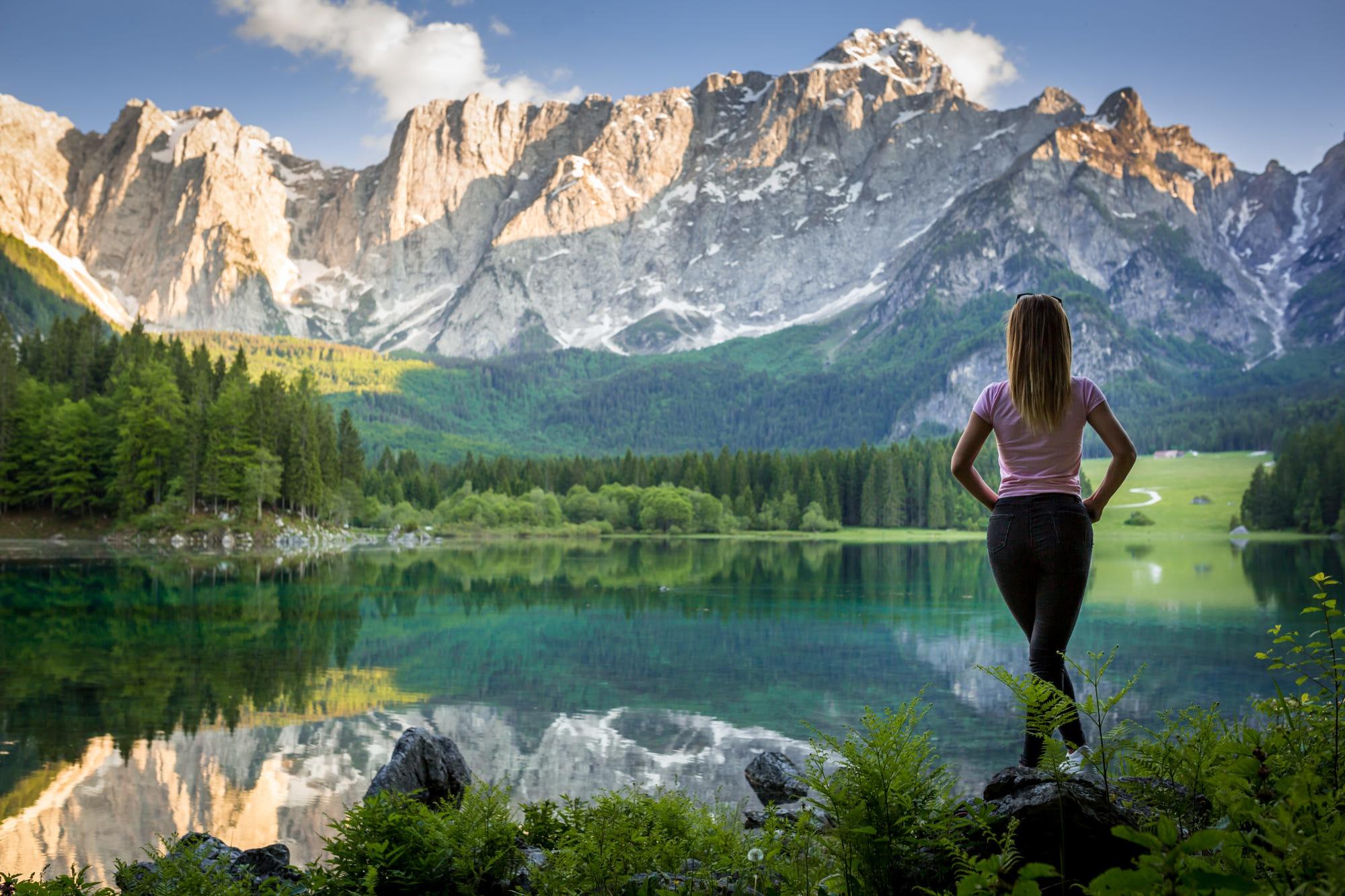 известно, как правильно выбрать пейзаж для красивого фото песенки поют маленькие