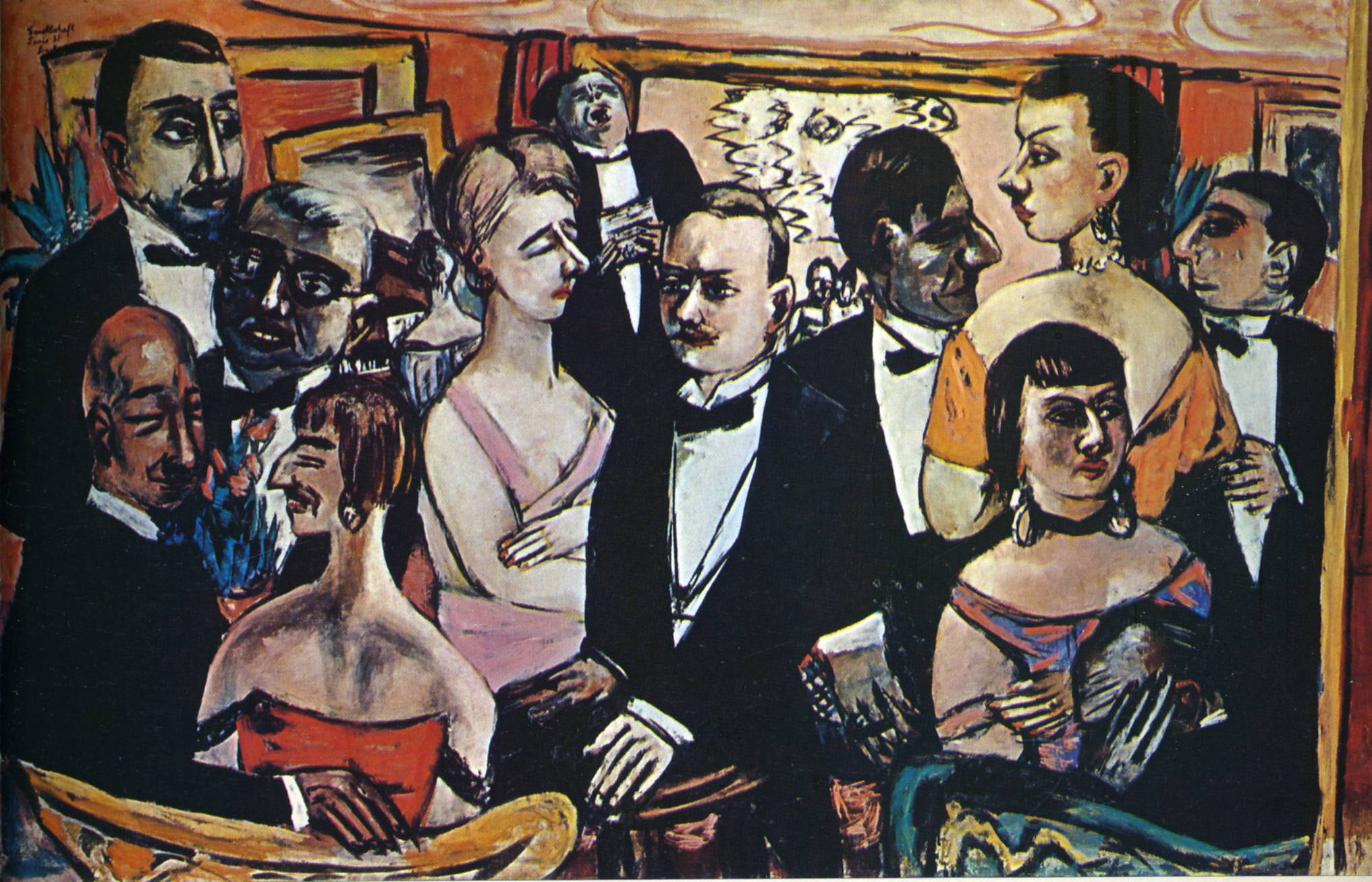 the fatal flaw of society expressionism The theatrical context miller was inspired by how tennessee williams used a mixture of realism and expressionism fatal character flaw or in his society.