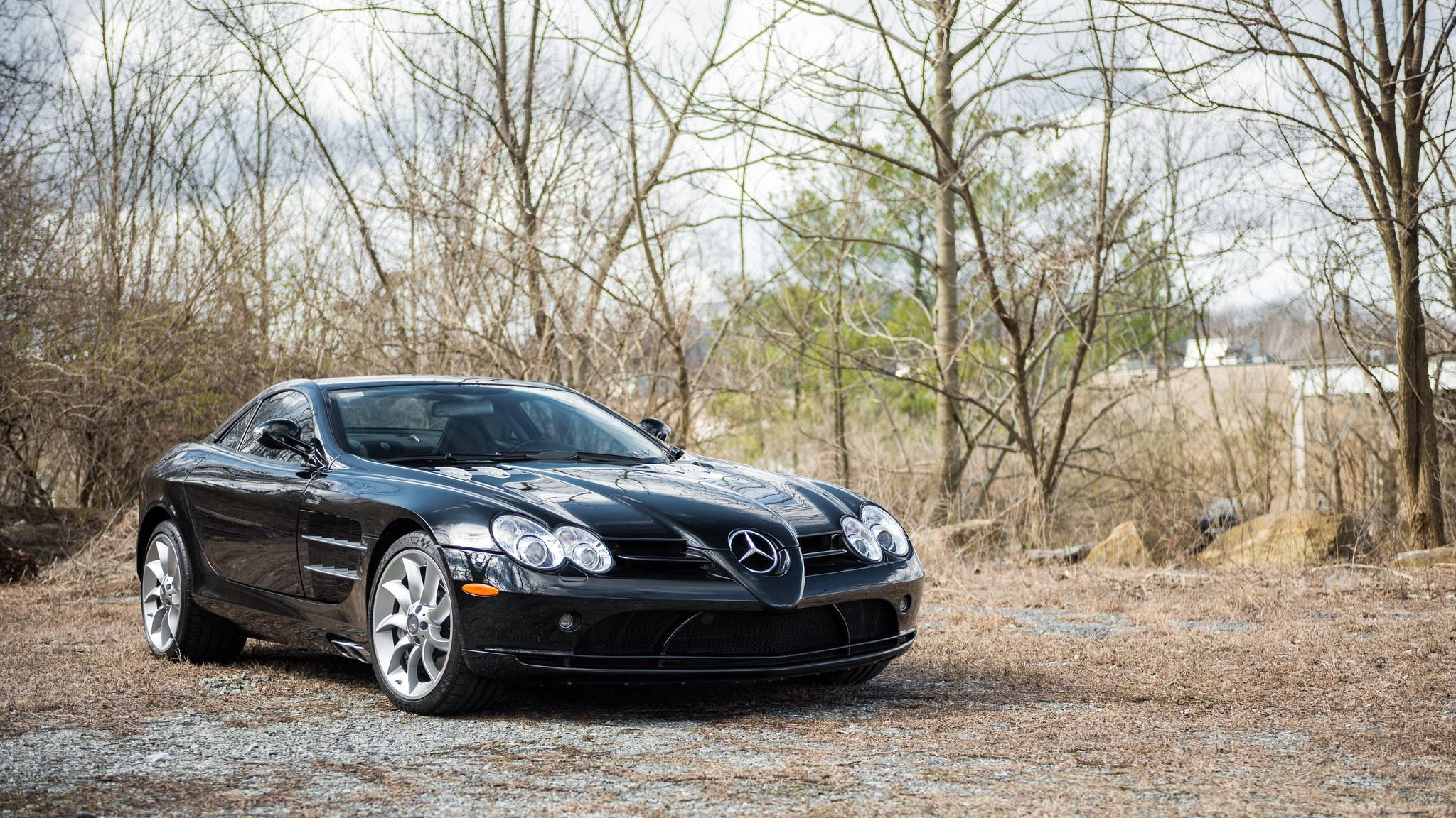 Mercedes SLR  № 1374364  скачать
