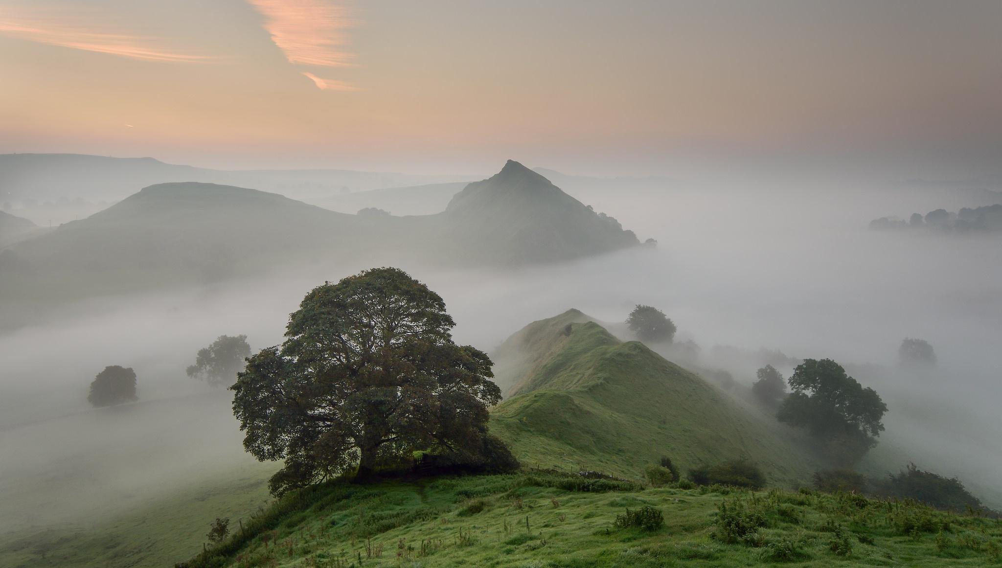 Картинки тумана в горах