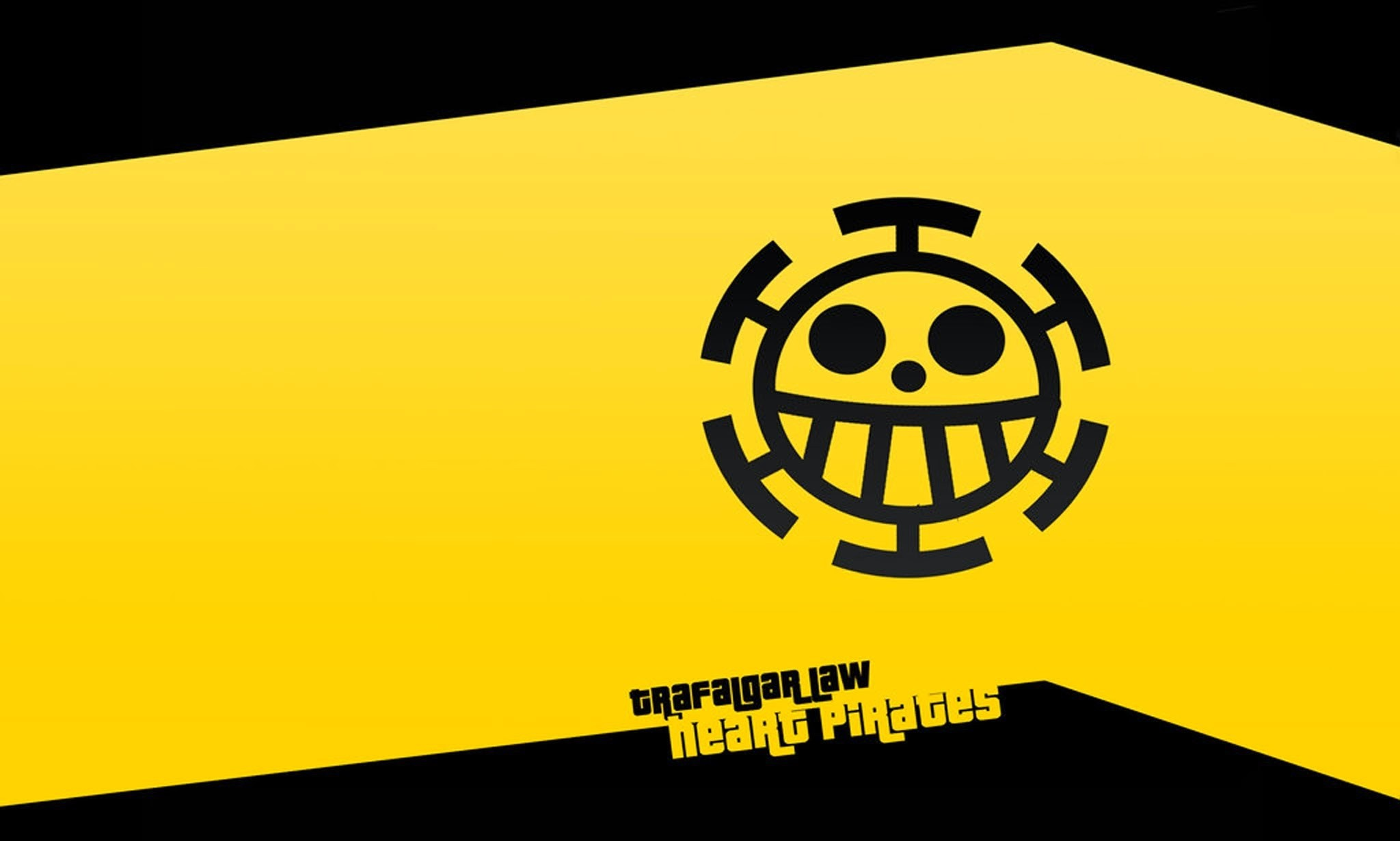 trafalgar law logo - HD 1600×1000