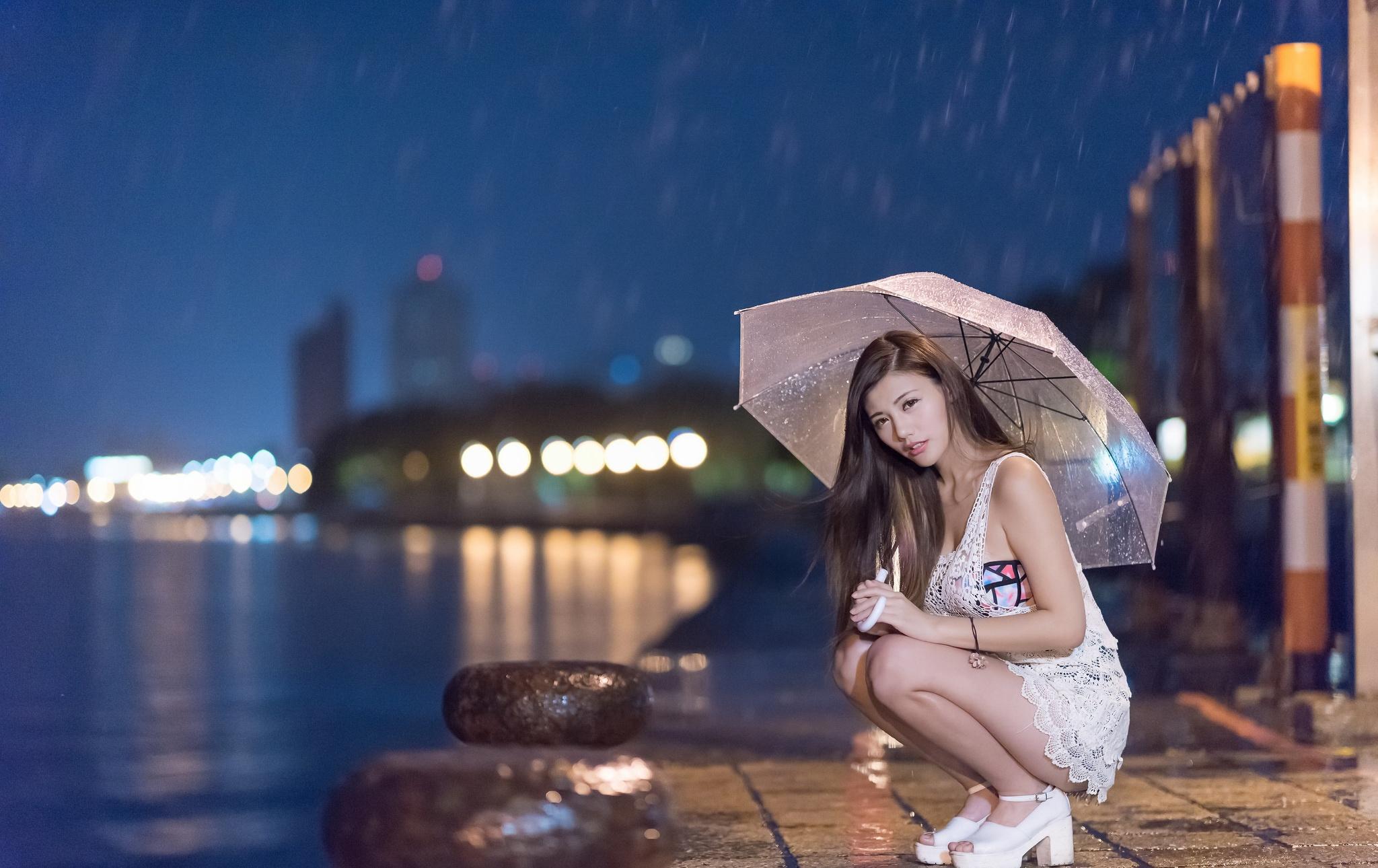 фотосессии в дождь одному большинстве