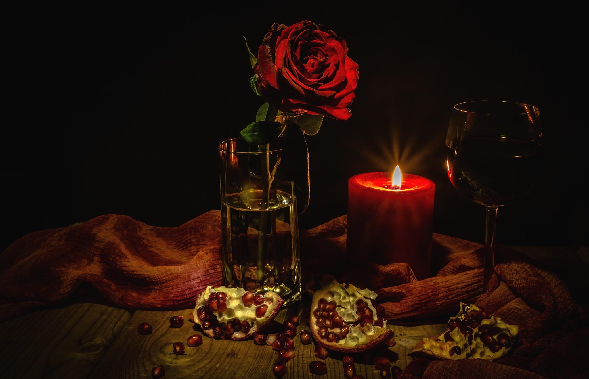для торжеств картинки с розами и свечами тайны серого кардинала