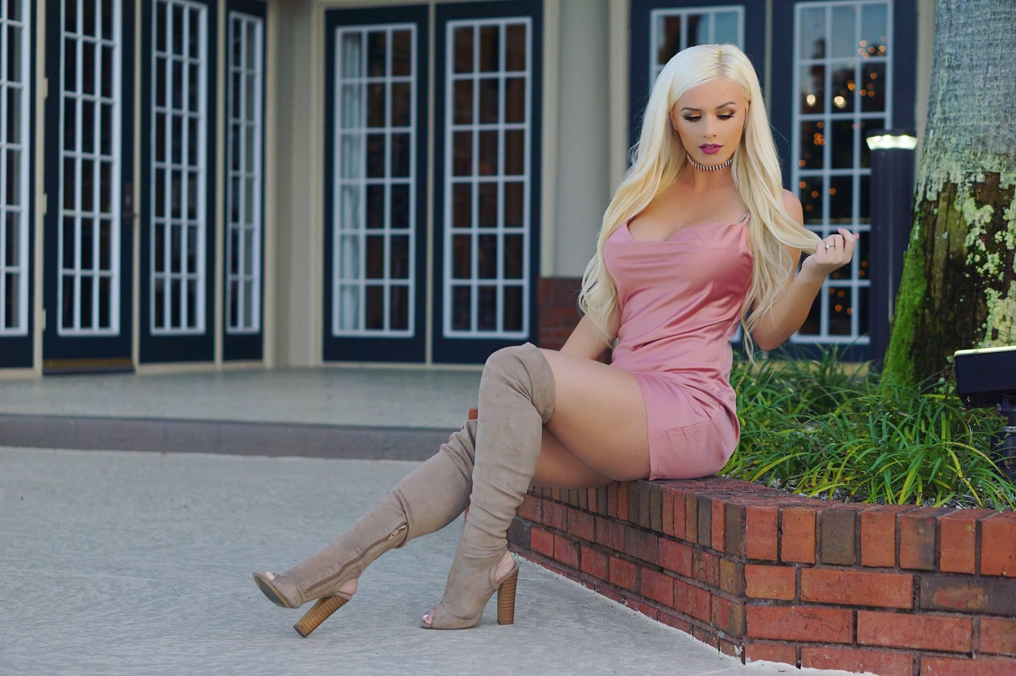 блондинка с длинными ногами или миллион долларов фильм