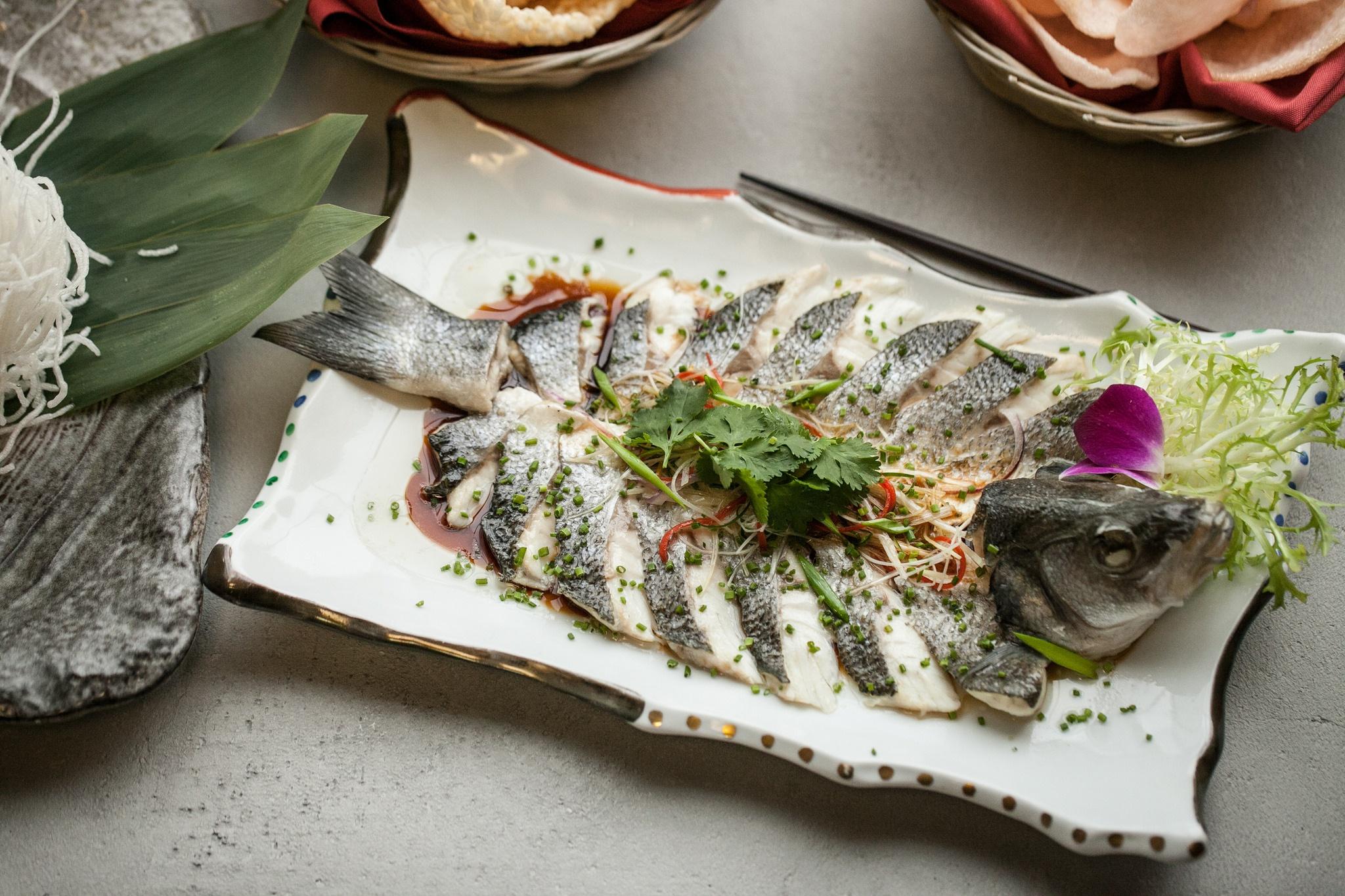 приготовленная рыба с мятой фото на аву появившиеся вашей шее