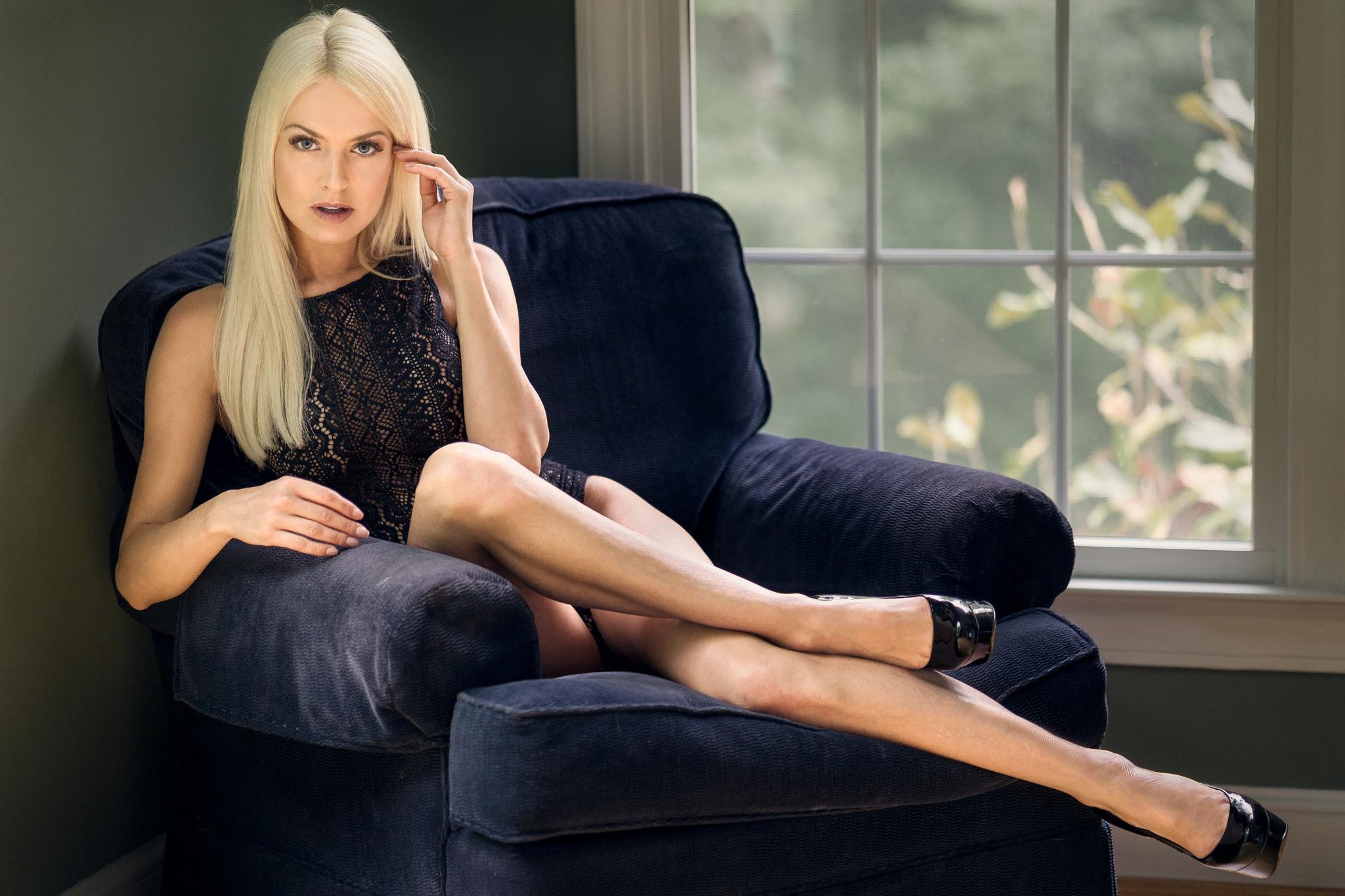 Проверка на блондинку, Тест: Идеальная блондинка это - психологический 15 фотография