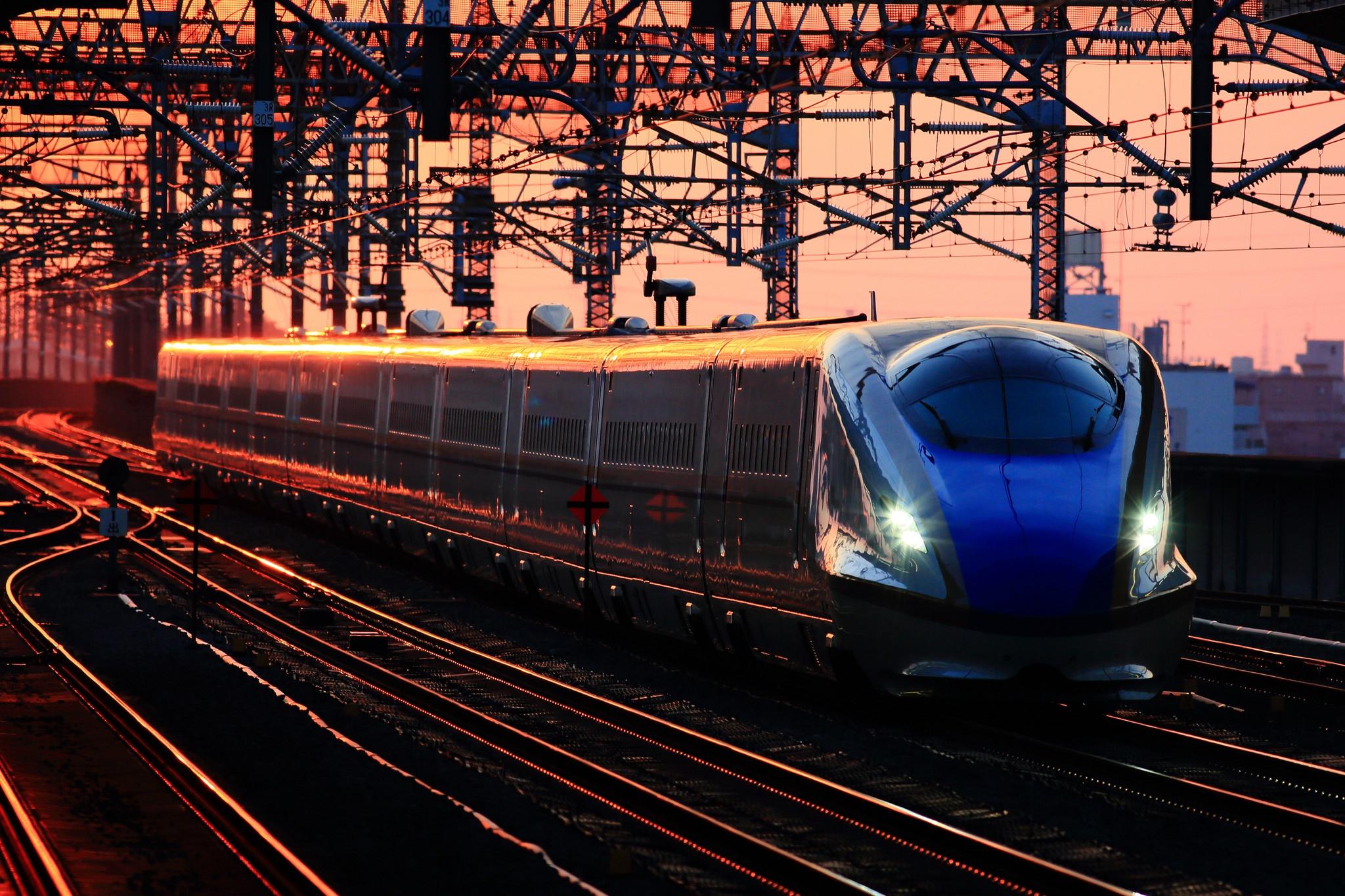 Все виды поездов в картинках