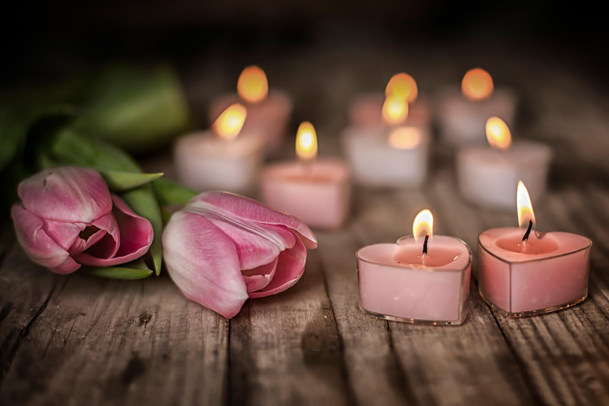 сердце свеча доски  № 3937755  скачать