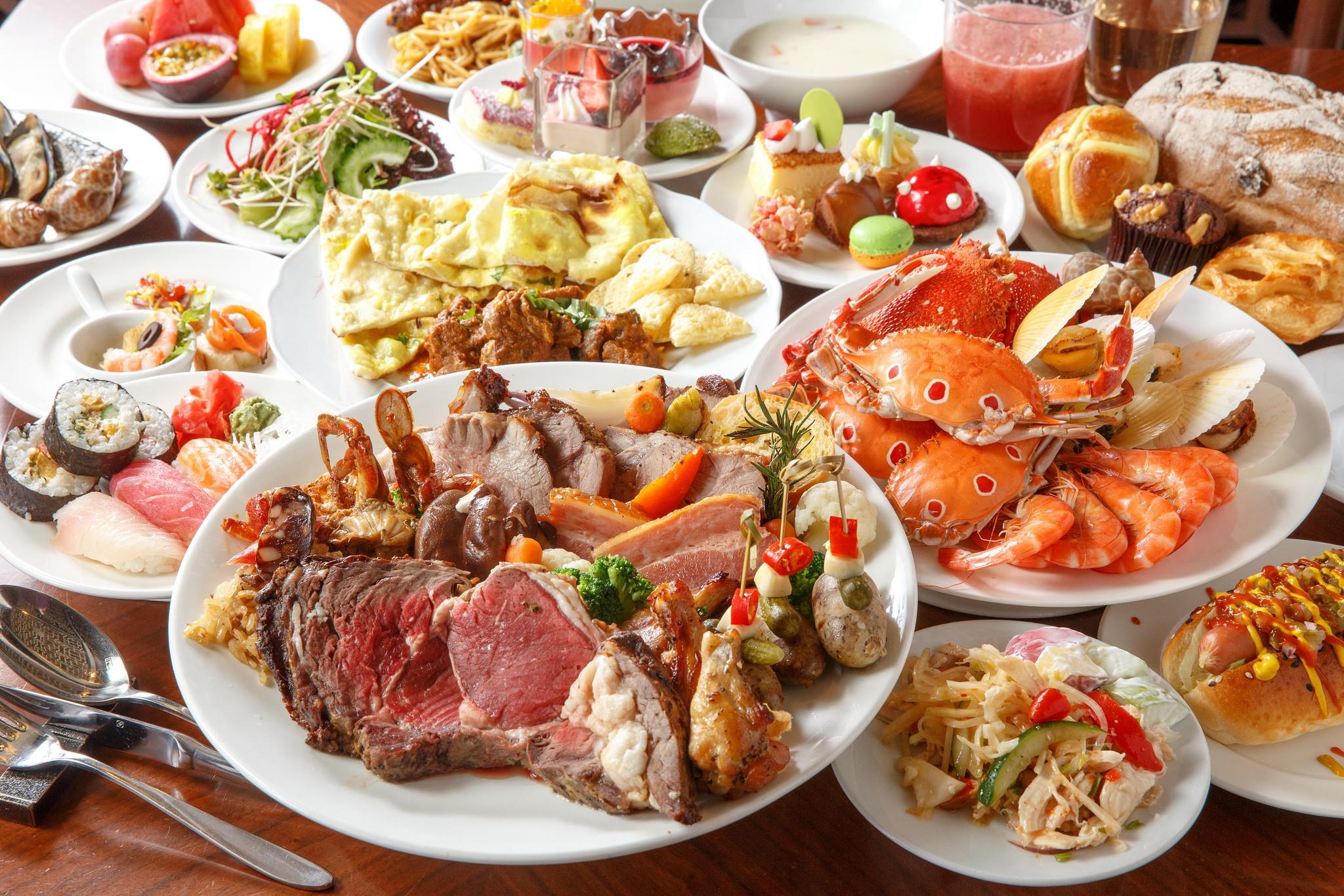 много разной еды картинки хорошо известна