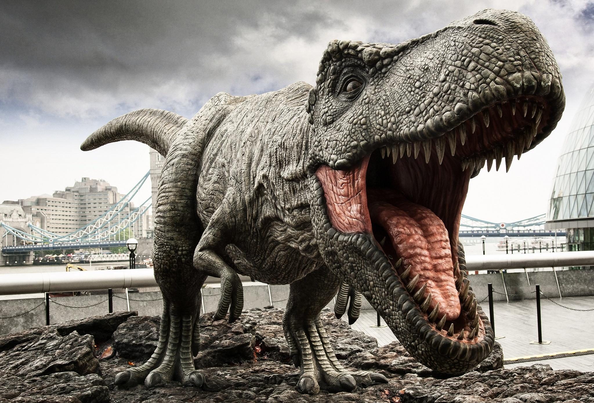 Месяцами, картинки динозавра тирекса