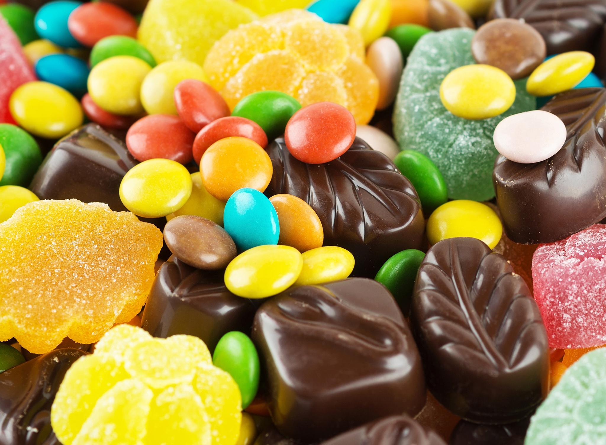 Картинки конфет печений
